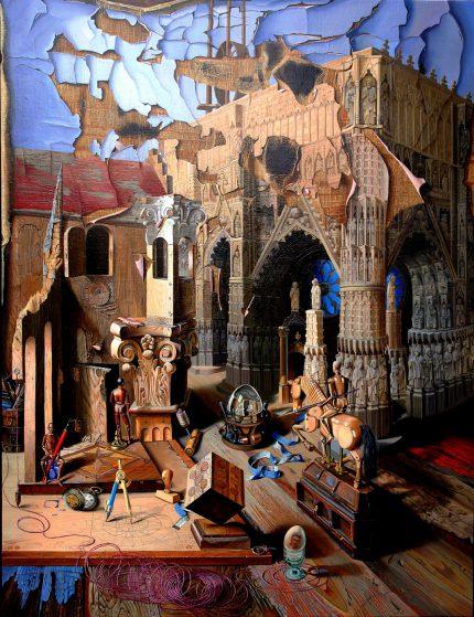 Bau und Verfall der Kathedrale