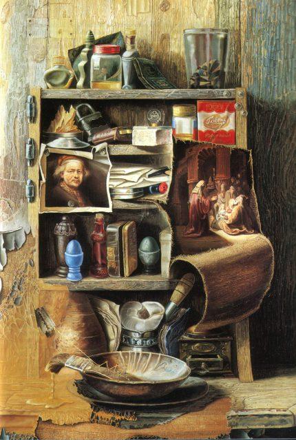 Hommage á Rembrandt